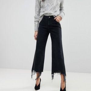 DL1961 Hepburn Jeans- Black